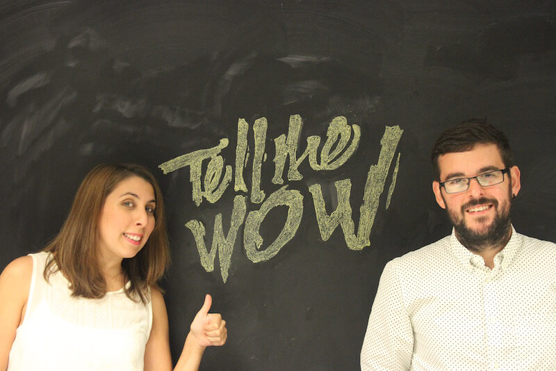 Inauguramos Tellmewow, Agencia de Mobile Marketing